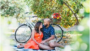 California Citrus State Historical Park Engagement: Jennifer + Brian