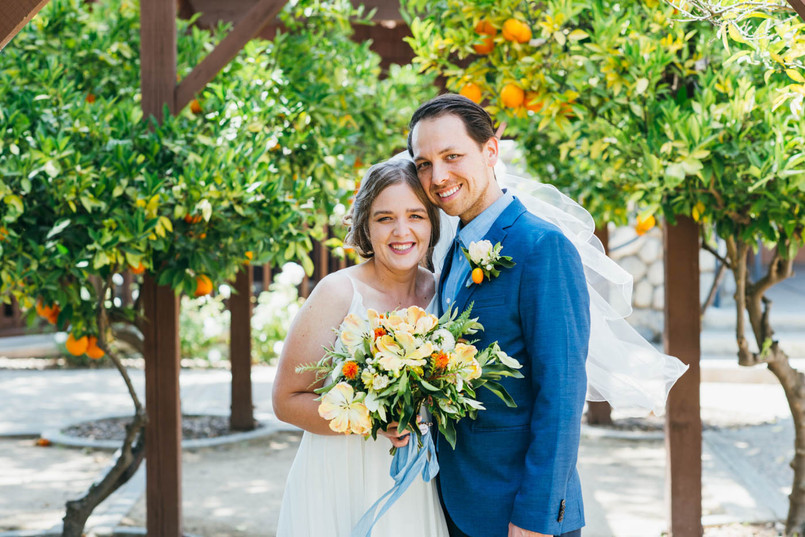 California State Historic Park Wedding