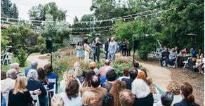 Northridge Backyard Wedding: Johnny + Bertram