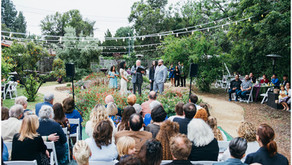 Northridge Backyard Wedding: Johnny + Bertram