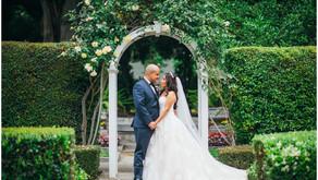 Heritage Park Wedding | Leticia + Christopher