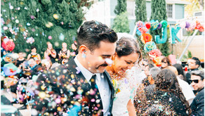 Dia De Los Muertos Wedding | Karissa + John