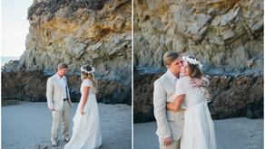 Laguna Beach Wedding | Hayley + Brock
