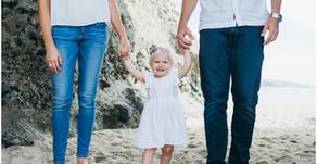 Montage Beach Family Session: The Herberts
