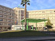 Solo un ingresado en planto por coronavirus en el hospital de Mérida