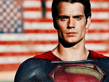 Superman Returns!