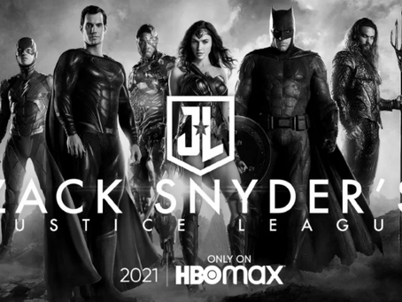 """In 2021 The Justice League will finally """"Come Together"""""""