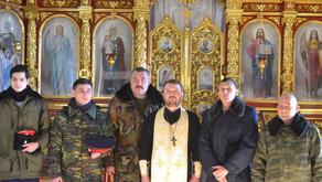 Панихида в память о жертвах геноцида казаков