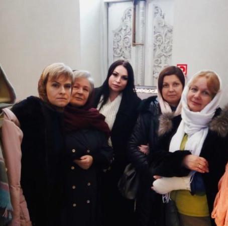 Директор детской воскресной школы Вознесенского храма приняла участие в совещании директоров воскрес