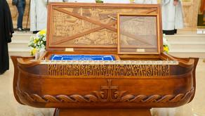 Настоятель Вознесенского храма протоиерей Анатолий Аухимик сослужил главе Донской Митрополии в празд