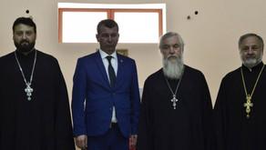 Настоятель Вознесенского храма протоиерей Анатолий Аухимик принял участие во встрече осотрудничеств
