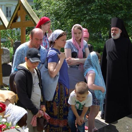 Учащиеся воскресной школы Вознесенского храма г.Ростова-на-Дону совершили паломническую поездку в ст
