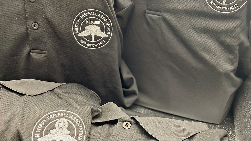 "Collared MFFA ""Polo-style"" Shirts"