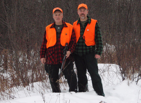 2019 Maine Buck Story - The Whirling Buck