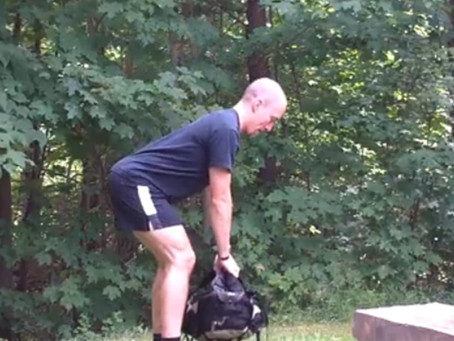 Lifting: Deadlift