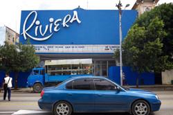 Riviera Movie Theater: Vedado
