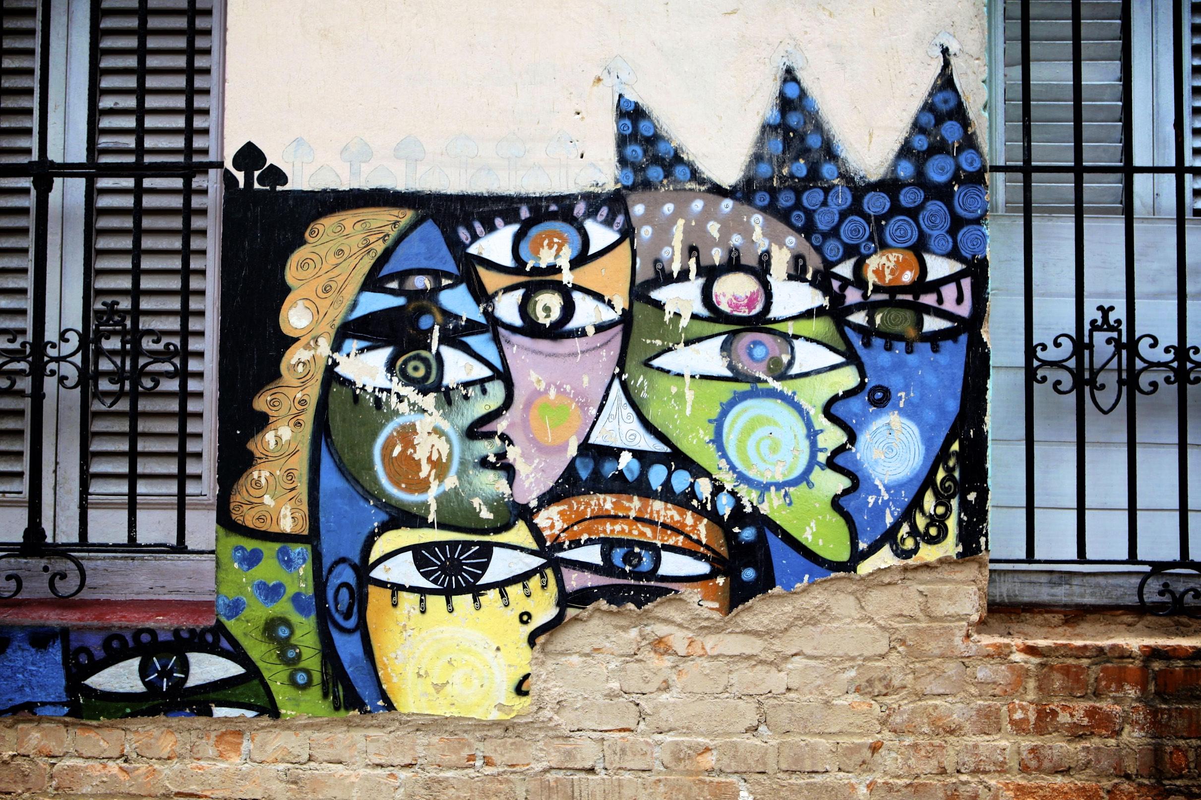 Street Art: Habana Vieja