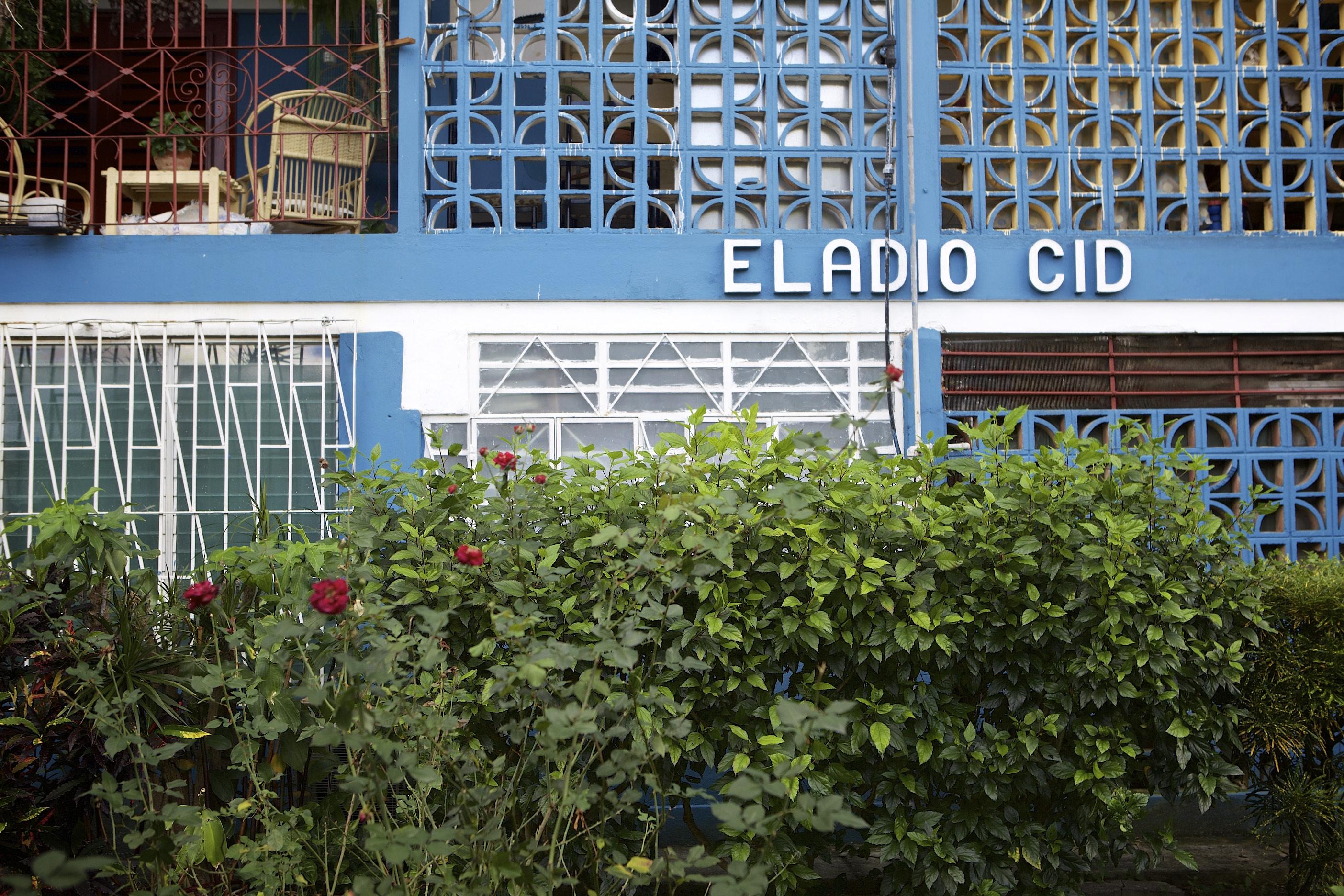 Hedge: Eladio Cid
