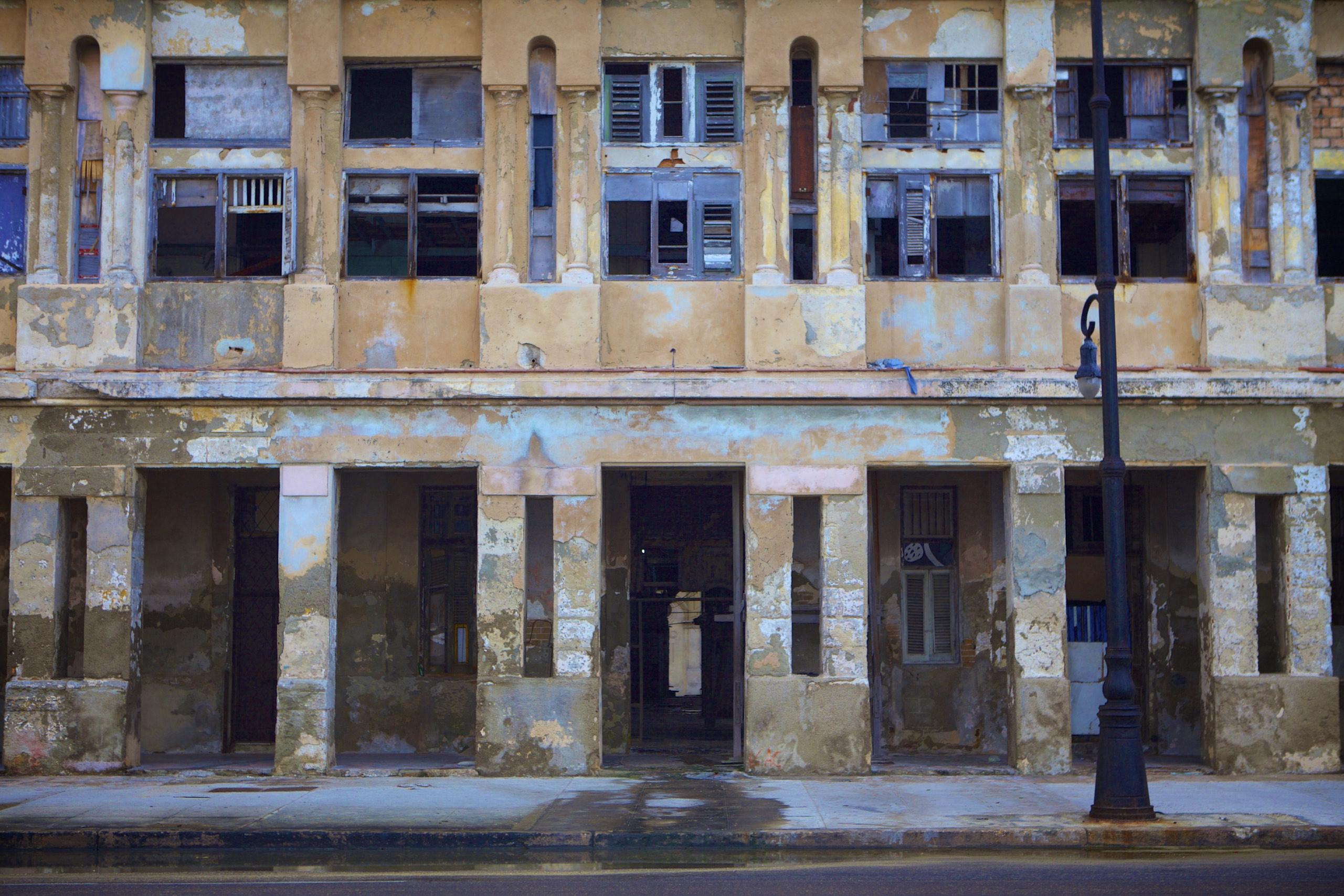Malecon Facade