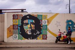 Street Art: Che