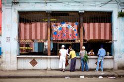 Los Parados: Bar/Cafeteria