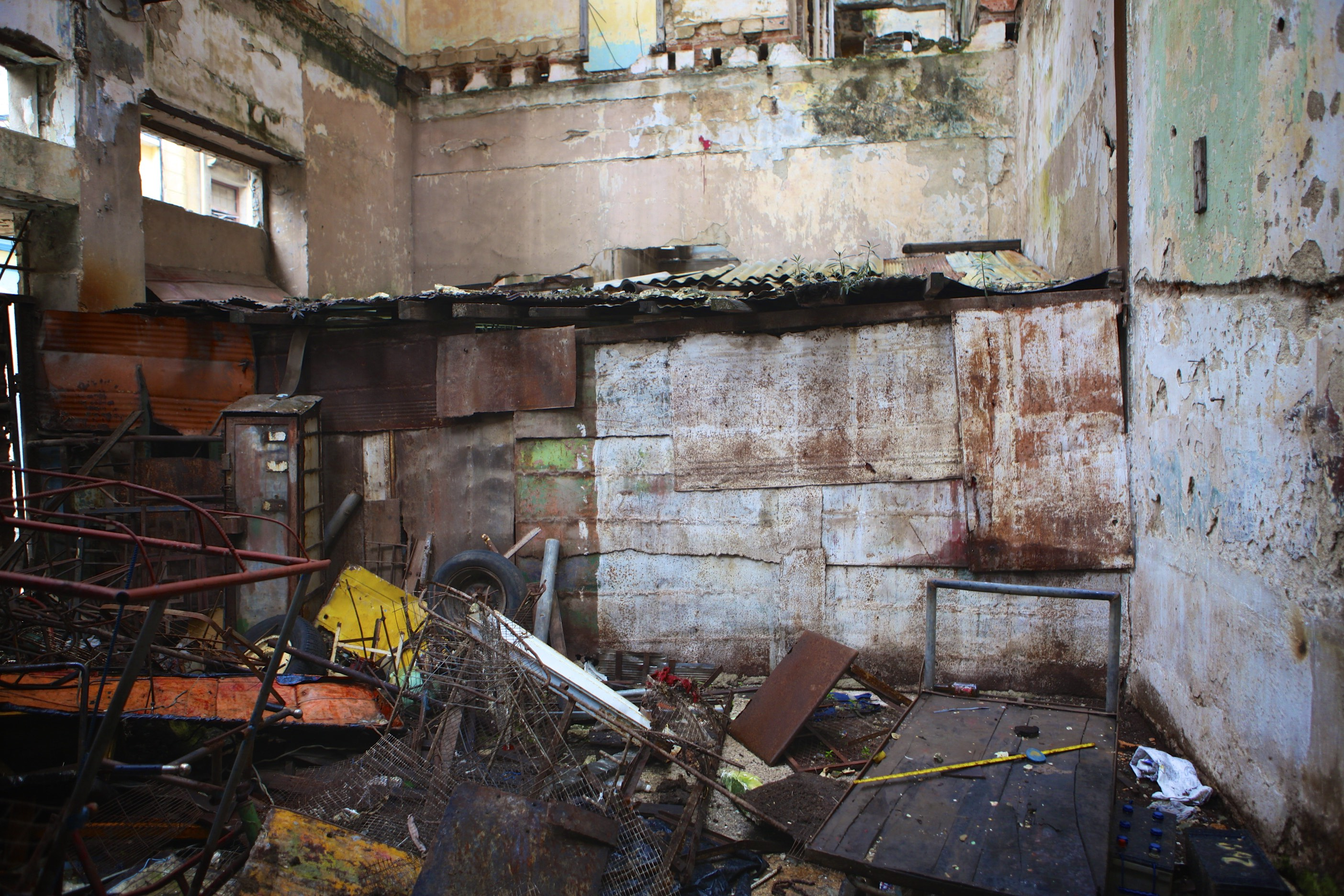 Interior Decay
