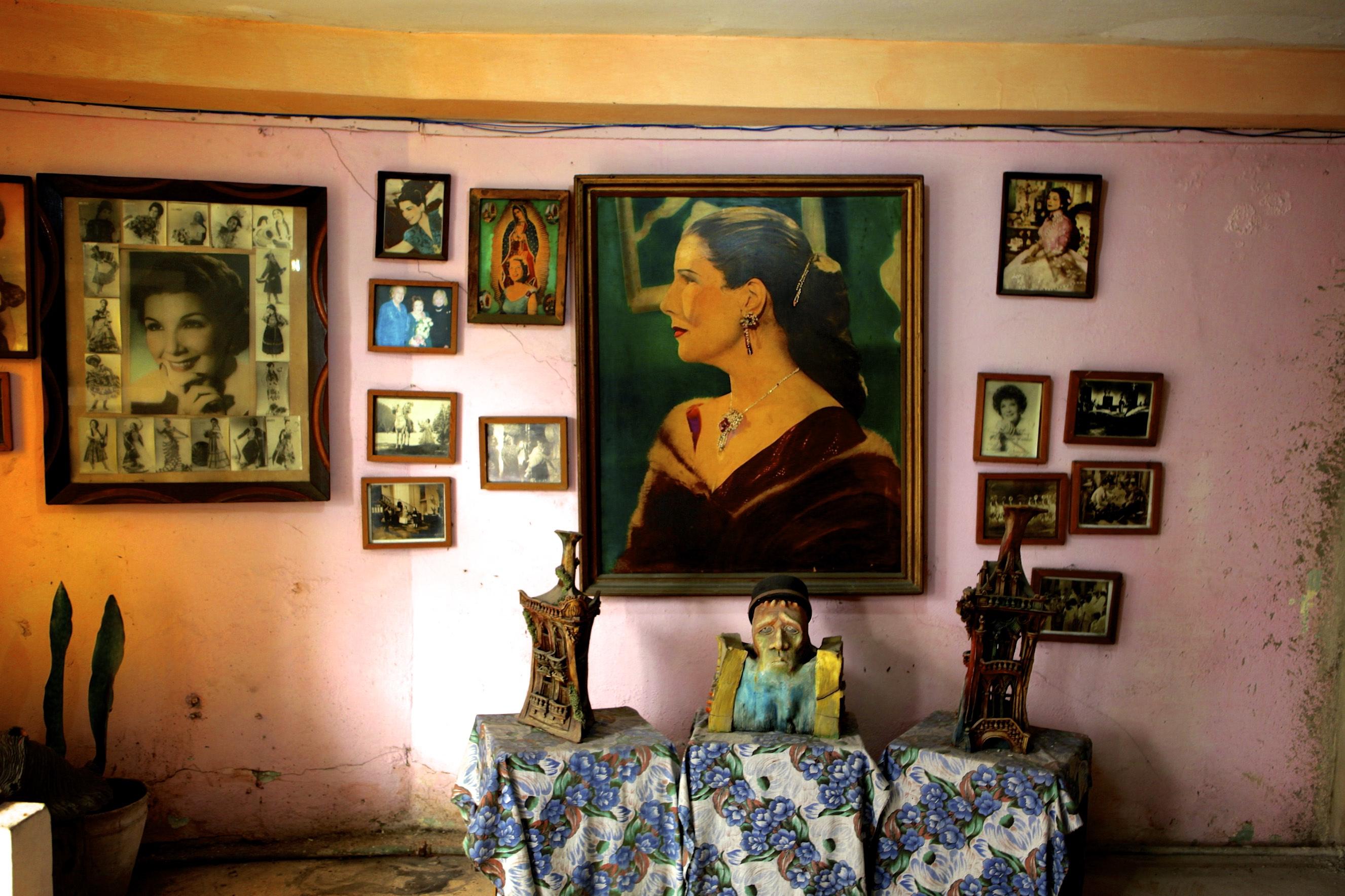 Lobby Casa Del Tango – Calle Neptuno