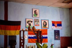 Interior Los Parados: Bar/Cafeteria