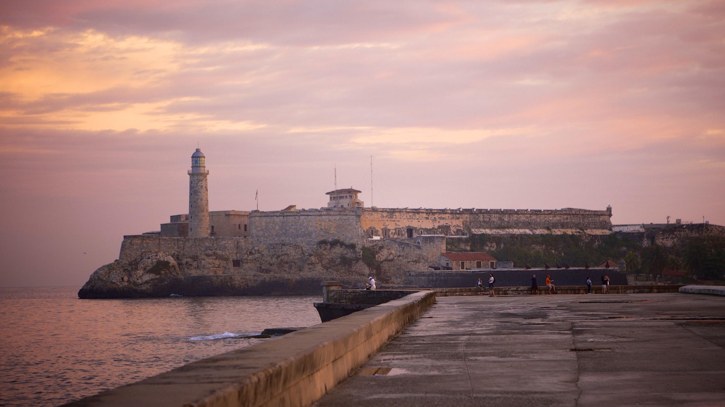 Habana Harbor Sunrise