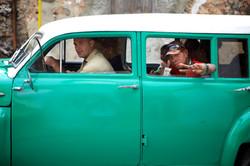 Green Taxi Centro Habana - 7:00 am