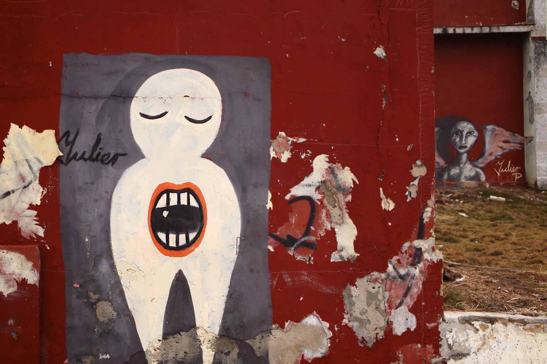 Street Art: Just Off Malecon