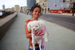 My Dog: On the Malecon