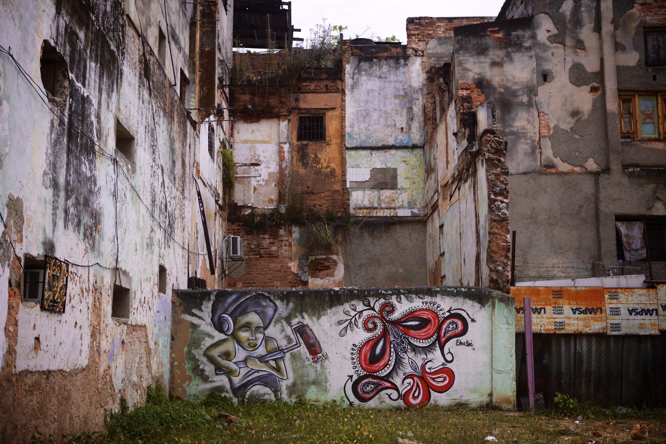 Street Art: Centro Habana