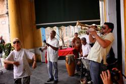 Tourist Dancer - Plaza Vieja