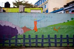 Street Art: The Little Prince