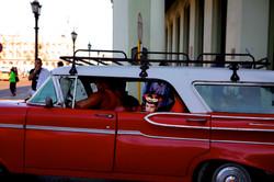 Red Taxi: Capitolio