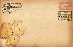 Recepción de sobres antiguos