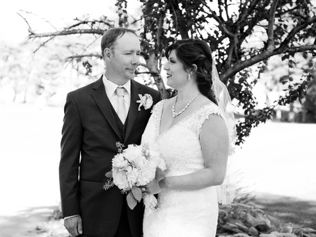 Ashley + Dave- Lindsey Golf & Country Club Wedding