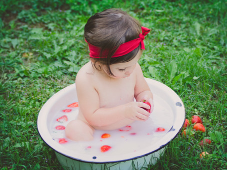 Dallas- Strawberry Bath