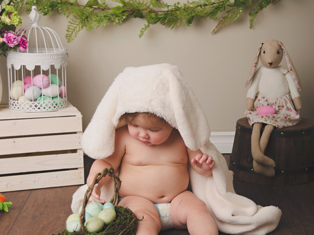The sweetest little Easter Mini's!