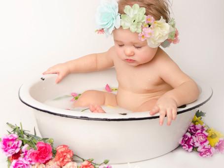 Quinn's Milk Bath