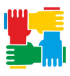 Seamless support icon