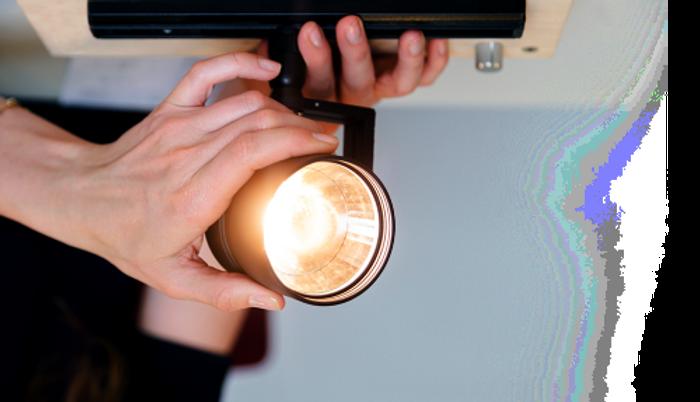 Gardler Lighting Magnetic Track Application
