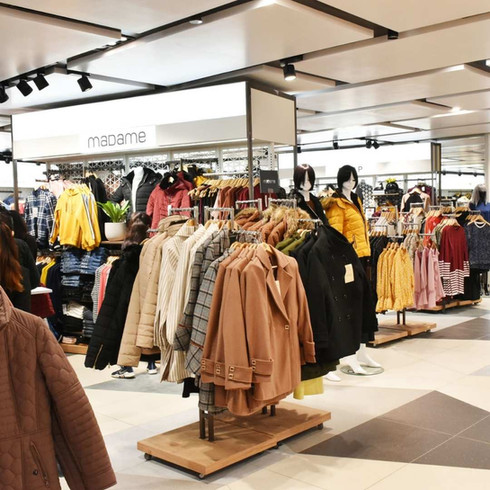 Shoppers Stop, New Delhi