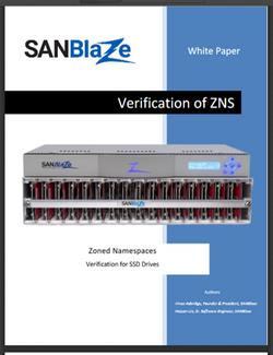 ZNS Verification White Paper