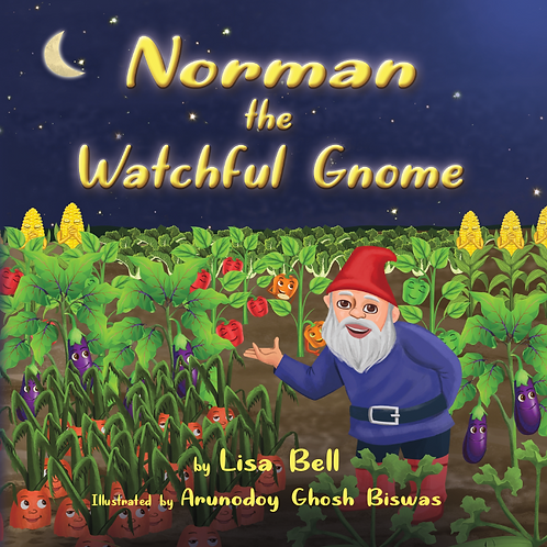 Norman the Watchful Gnome (E-BOOK)