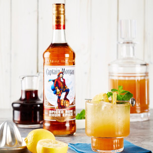 Ginger Apple Stormy