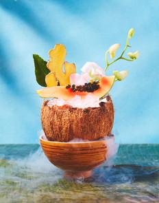 Tiki Crazed Cocktails