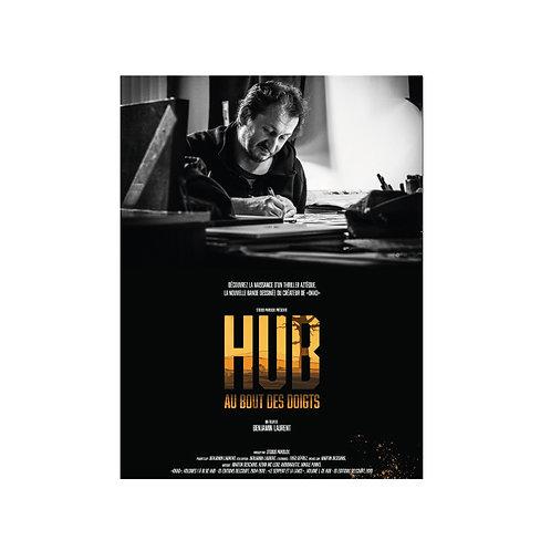 Affiche Hub au bout des doigts