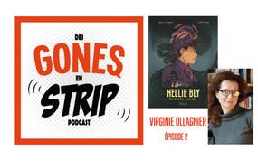 Des Gones en strip #2 Virginie Ollagnier